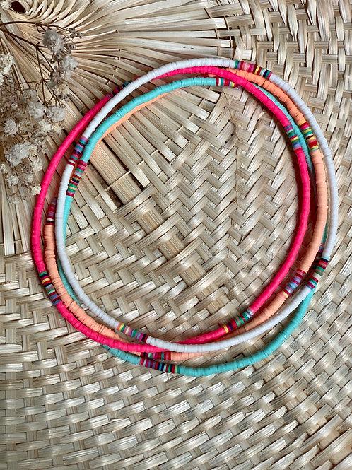 Collier CAPO perles fines | OLMU
