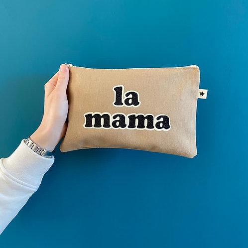 Pochette LA MAMA   Mon Petit Bazar