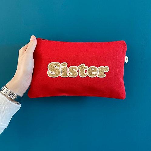Pochette SISTER | Mon Petit Bazar