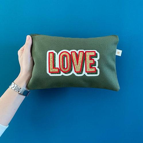 Pochette LOVE | Mon Petit Bazar