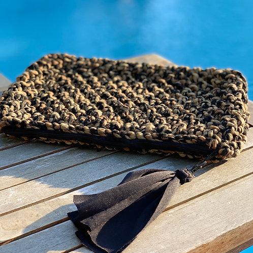 Pochette crochet Léopard - GHJU CREAZIONE