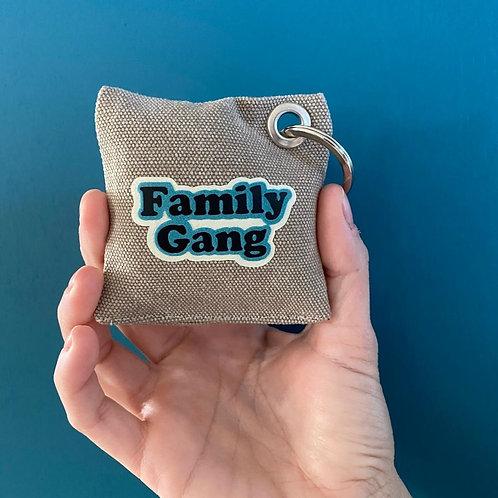 Porte-clés FAMILY GANG | Mon Petit Bazar