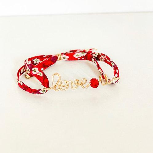 Bracelet Love U liberty | Mes Précieux