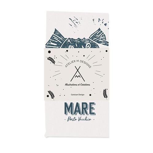 "Linge de cuisine ""Mare"" | ATELIER M DESIGNS"