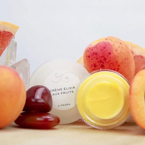 Crème Élixir aux Fruits   A Pedra Cosmétiqu