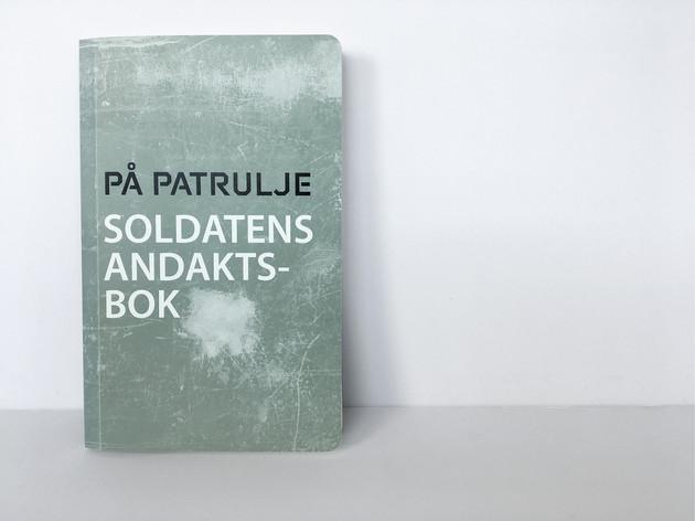 Feltprestkorpsets nye utgave av andaktsbok til soldatene
