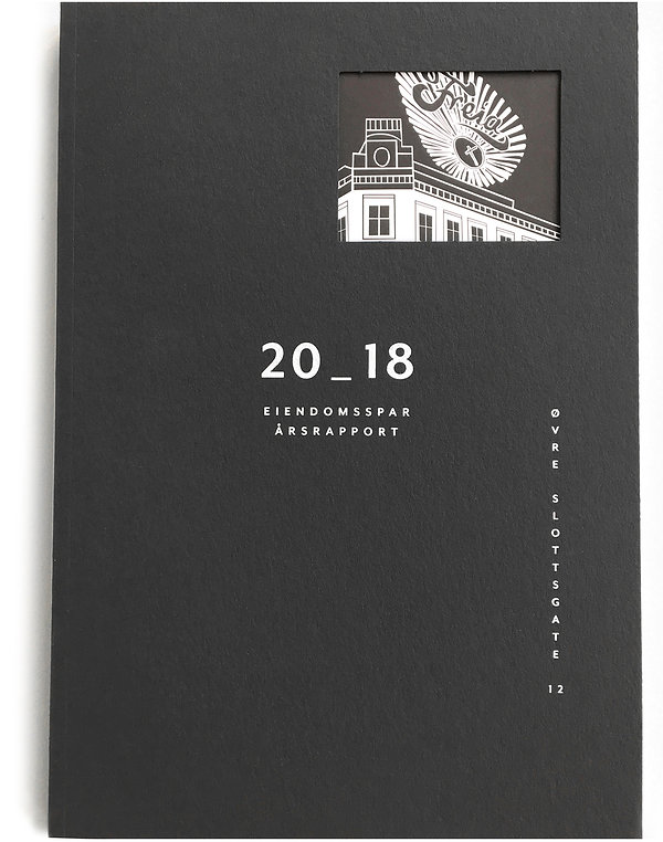 Årsrapport 2018 for Eiendomsspar