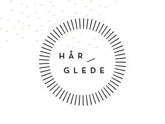 Logo for frisør Hårglede