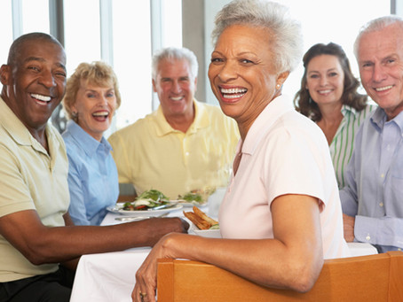 """""""Post-COVID""""Dining Solutions for Senior Living Communities"""