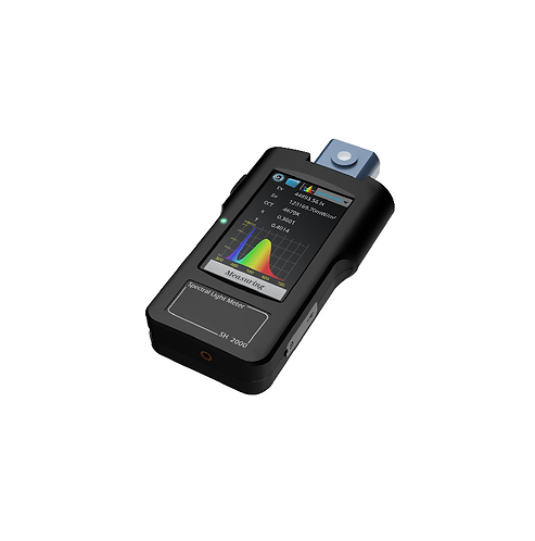 UV handheld spectrometer - SH-PS-2000UV