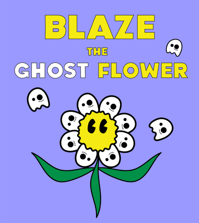 Blaze: The Ghost Flower