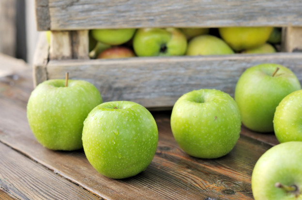 An apple a day might keep obesity at bay
