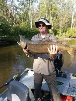 Pere Marquette River Salmon Guide