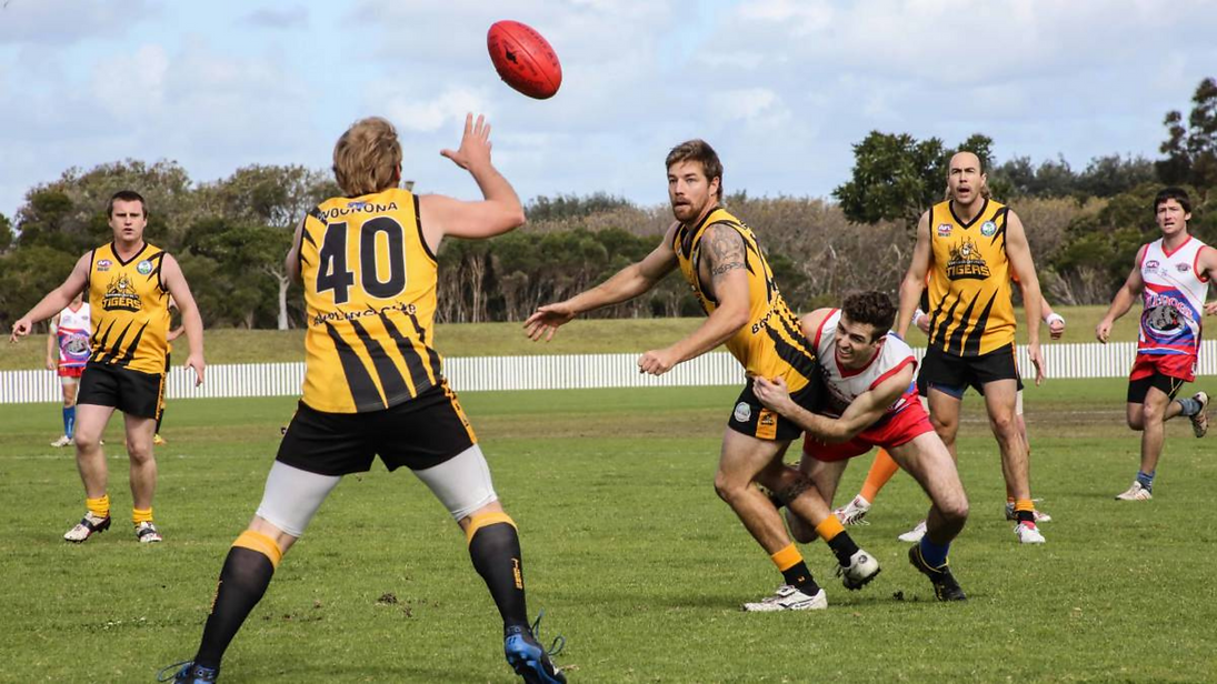 AFL Injured Athlete Claims Brisbane Cove