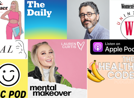 Podcasts for the Busy Lady