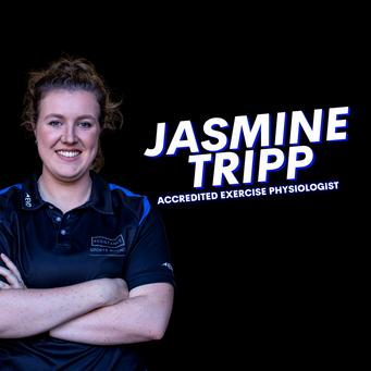 Jasmine Tripp Accredited Exercise Physiologist Brisbane