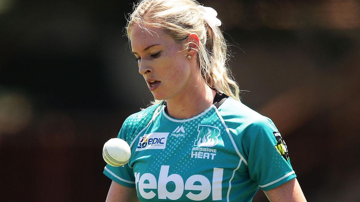 Cricket Injured Athlete Claims Brisbane