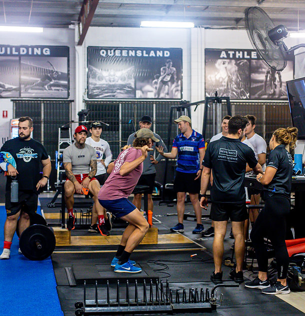Brisbane Athlete Hub Athlete Endurance Strength and Conditioning and Performance Specalist