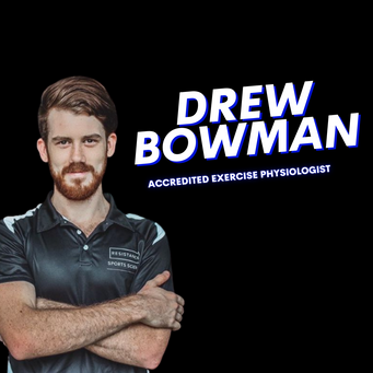 Drew Bowman Accredited Exercise Physiologist Brisbane