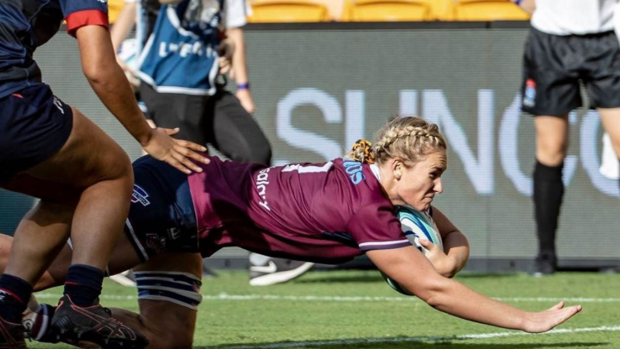 Rugby Injured Athlete Claims Brisbane Co