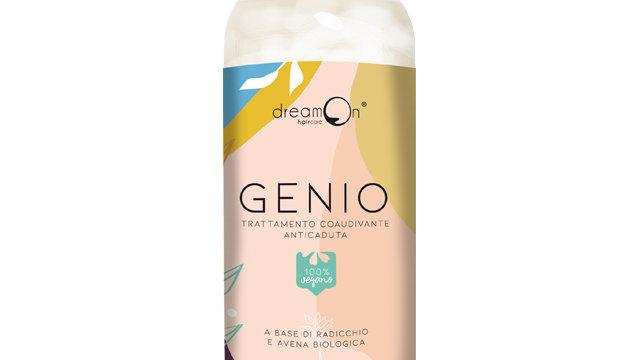 Genio shampoo  vegano 1000ml