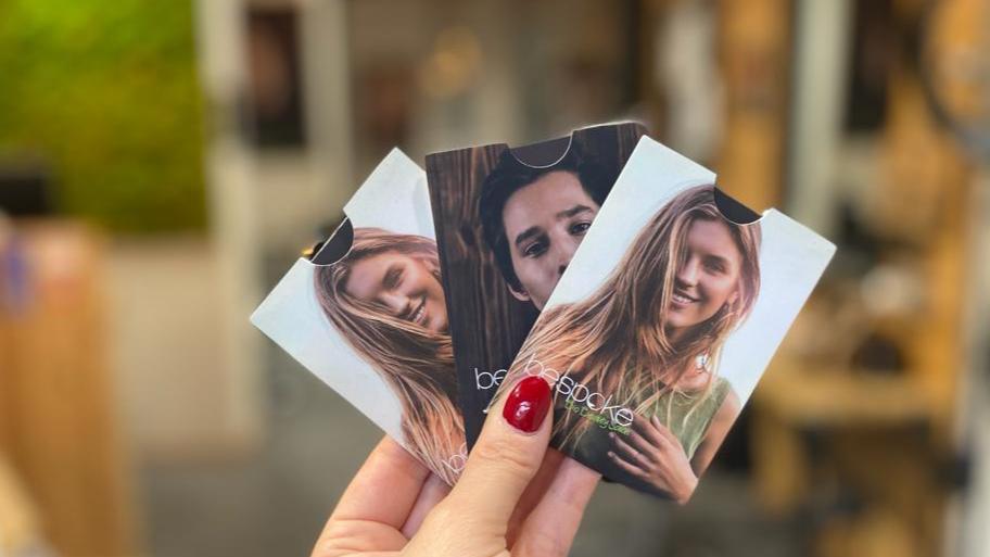 Gift card Bespoke euro 100,00