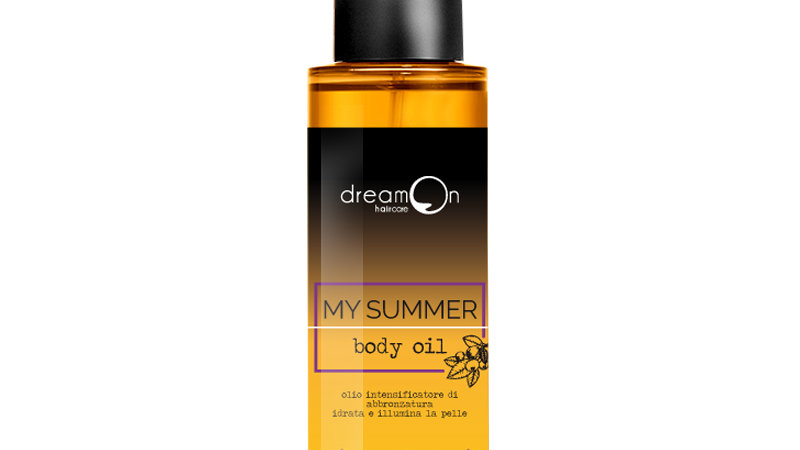 My summer body oil 150ml