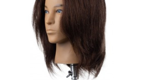 Testine per Barbieri Capelli Naturali 100%