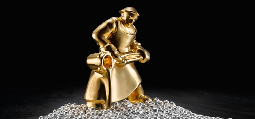 Gold Kunst