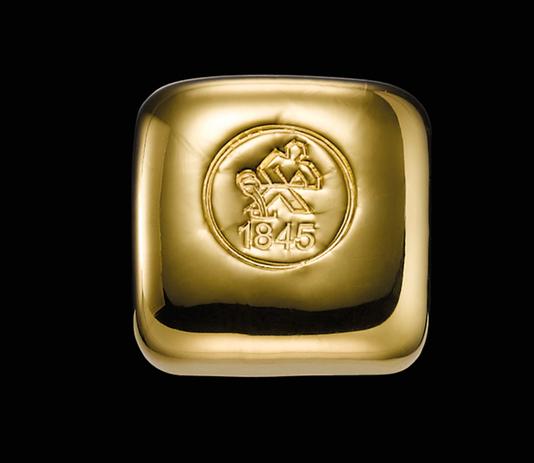 Gussbarren Gold 1 Oz