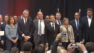 Questions à Marc-Philippe Daubresse, maire de Lambersart à propos du meeting de Nicolas Sarkozy