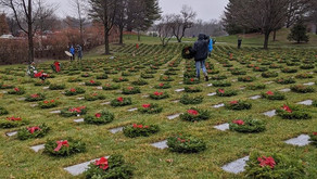 Altrusa and Wreaths Across America