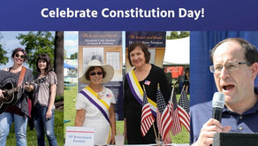 Happy Birthday to our Constitution