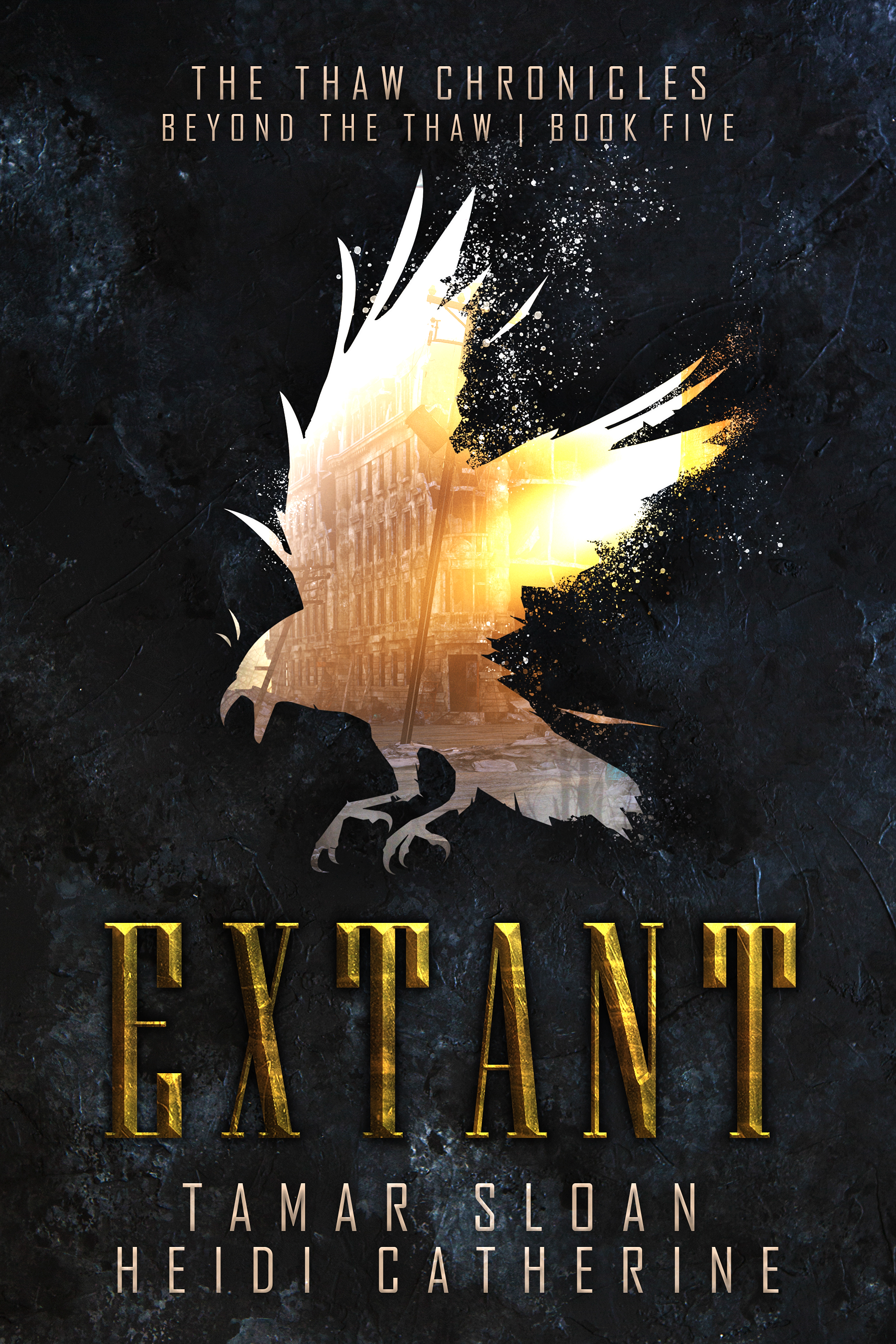 Ebook Cover EXTANT