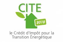 Les évolutions du CITE pour 2018 .