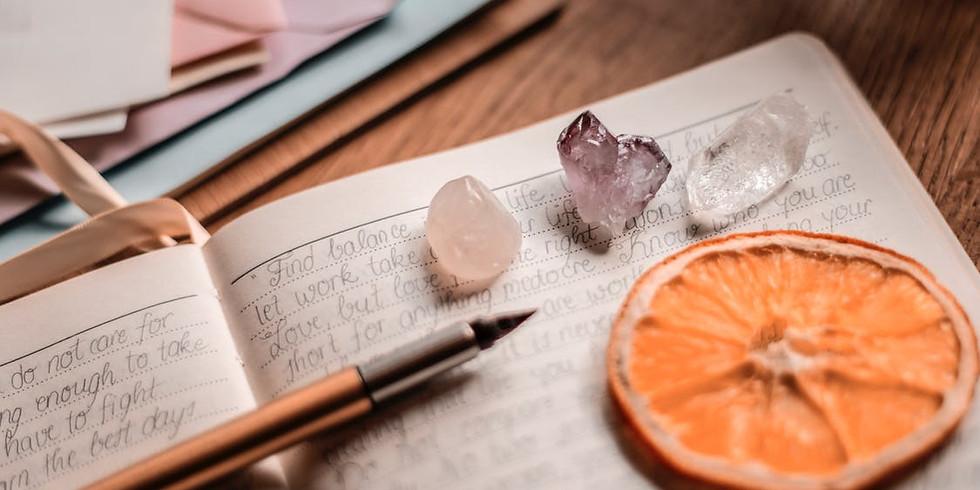 Atelier Nouvelle lune & Journaling - Yin yoga, yoga nidra, flows créatifs et écriture