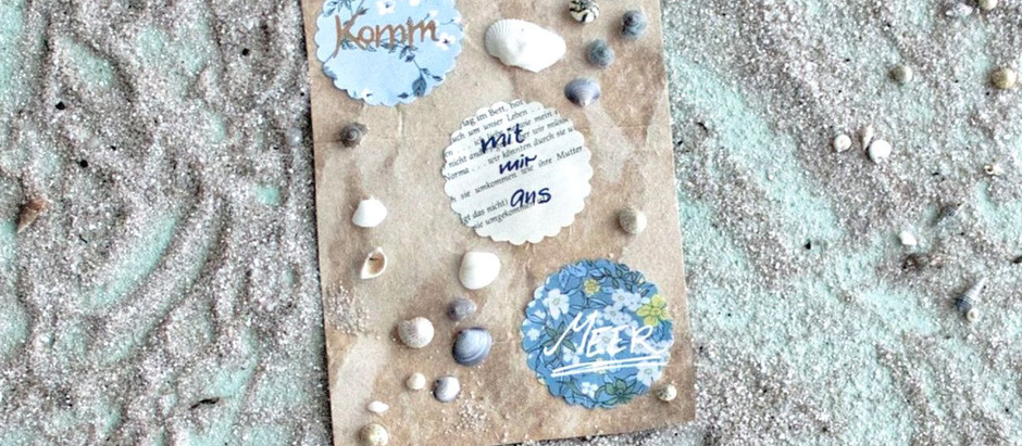 DIY-Postkarte