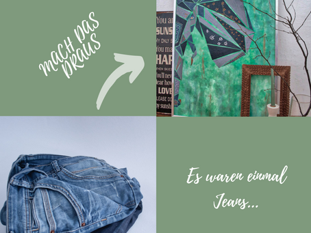 Upcycling: Jeans