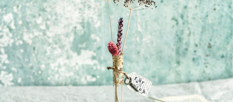 DIY-Geschenk: Vase