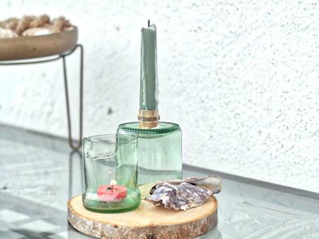 DIY-Glasflaschen