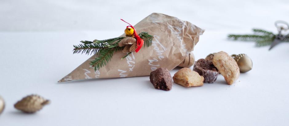 """Verpackung upcyceln - """"Geschenke aus der Küche"""""""