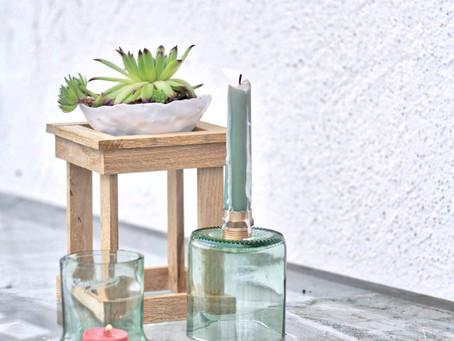 DIY-Pflanzenständer