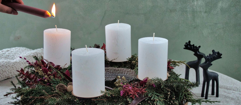 DIY-Adventskranz