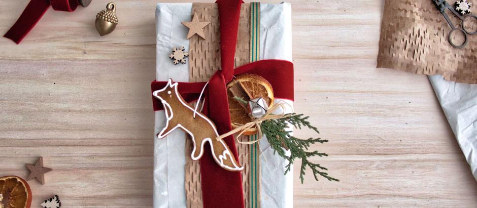 Upcycling - Geschenkverpackung