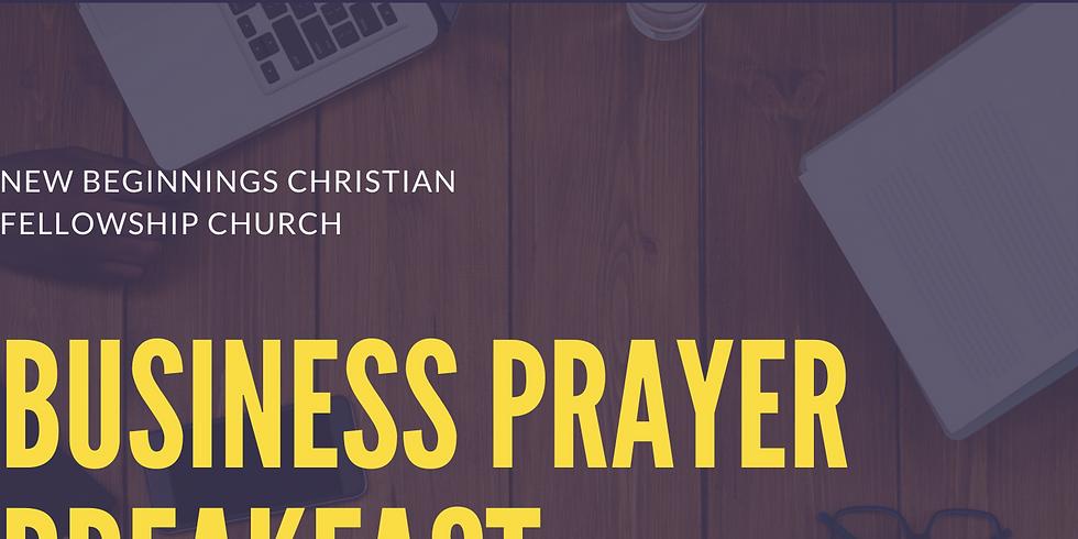 Business Prayer Breakfast