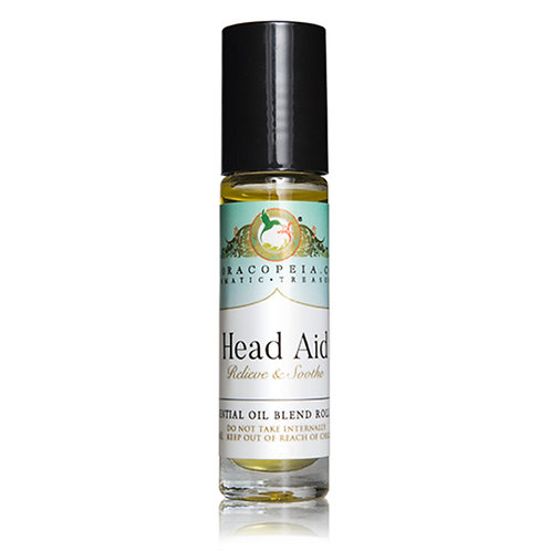 Head Aid Essential Oil Blend Roll On