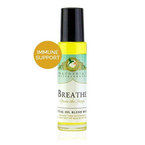 Breathe Essential Oil Blend Roll On