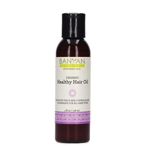 Healthy Hair Oil
