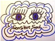 Sensitive Soul by: Jennie Camile