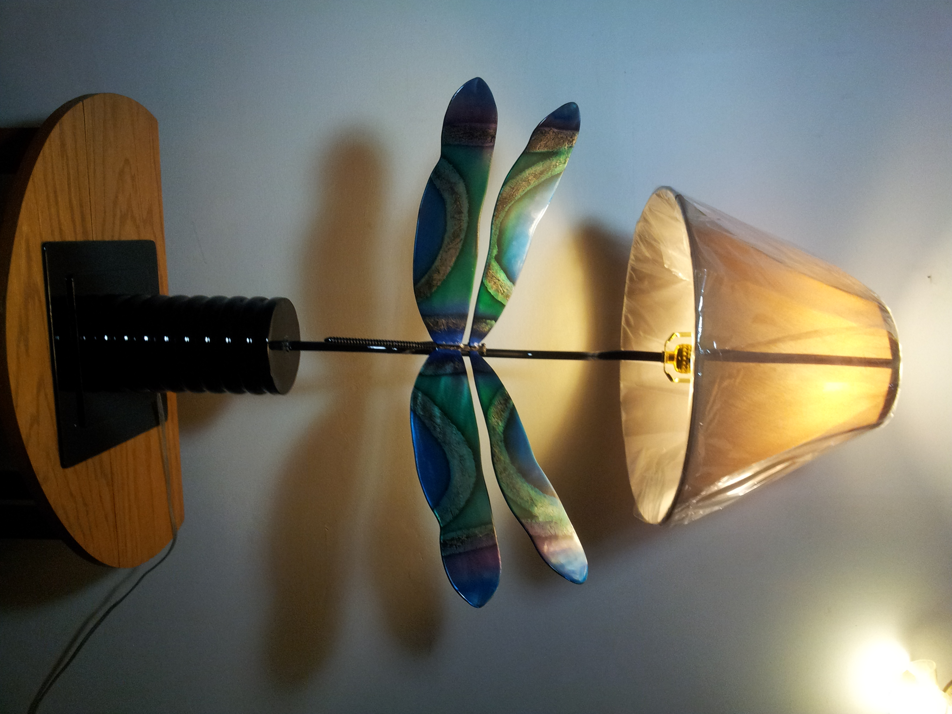 Original Dragonfly Lamp